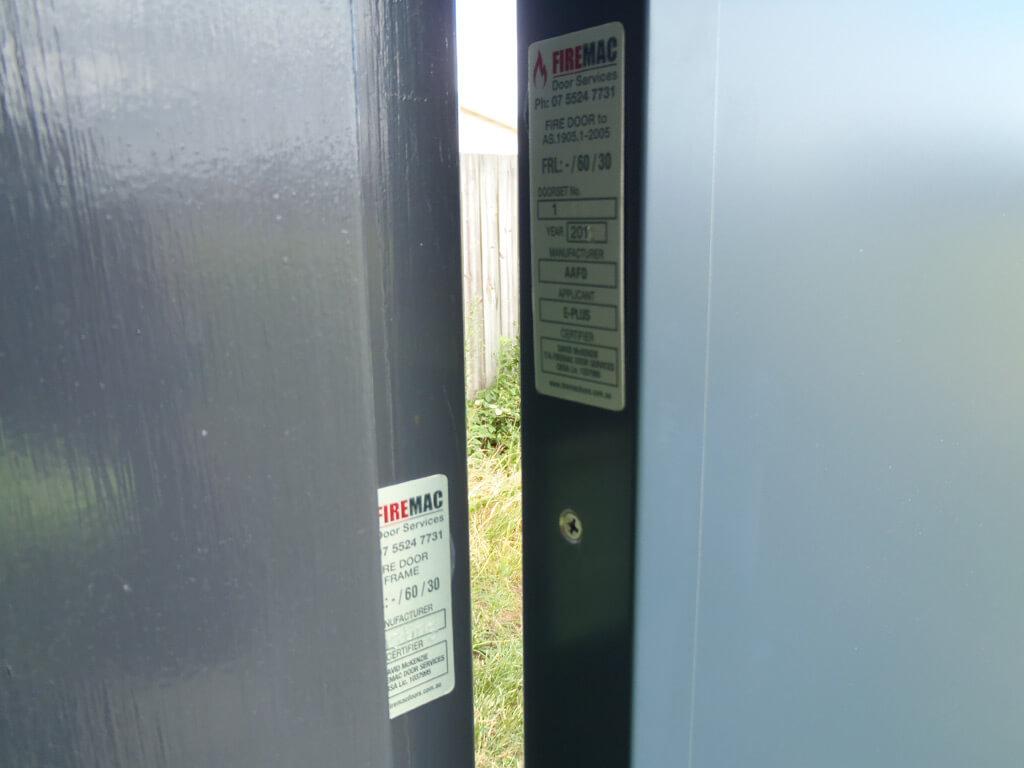 Fire Door Replacement Gold Coast Firemac